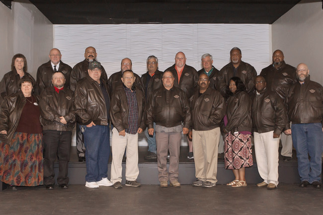 KLLM recognized 19 Million-Mile drivers at August 16th banquet.