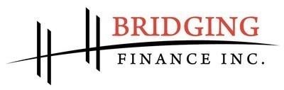 Bridging Finance Inc. (Groupe CNW/Bridging Finance Inc.)