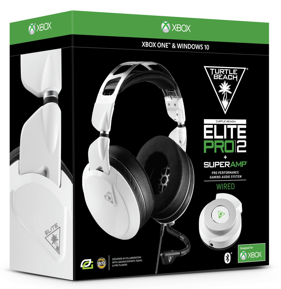 The Turtle Beach Elite Pro 2 + SuperAmp now available for Xbox. Take your gaming to the elite level.