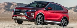 Drivers can now find the 2019 Mitsubishi Eclipse Cross at Brooklyn Mitsubishi.