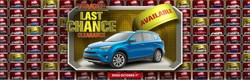 Budget-minded car shoppers in the Bangor area will find affordable lease and finance incentives on Toyota-brand favorites this fall at Downeast Toyota during the end-of-the-year Last Chance Clearance sales event.