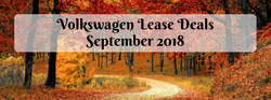 Drivers looking for an affordable new vehicle can take advantage of special lease offers at Douglas Volkswagen through September 2018.