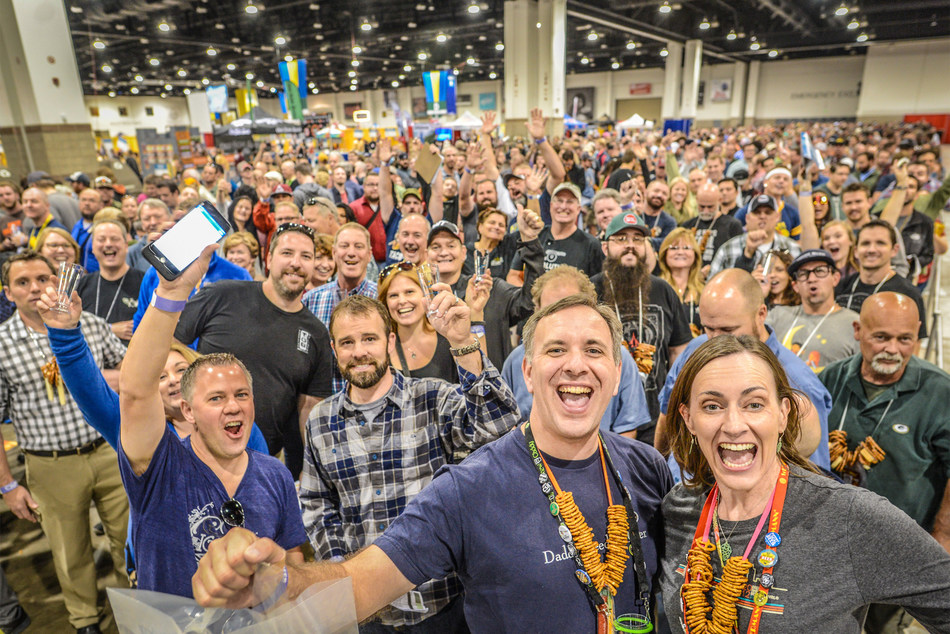 Denver Beer Fest is a nine-day celebration leading up to the Great American Beer Festival – the largest beer festival in the world. The 10th annual Denver Beer Fest takes place from September 14-22, 2018 and will feature dozens of beer-related events at area breweries, restaurants, tap houses and attractions around The Mile High City. Photo © Brewers Association