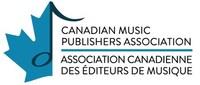 The Canadian Music Publishers Association bilingual logo/le logo bilingue de l'Association Canadienne des Éditeurs de Musique (CNW Group/Canadian Music Publishers Association)