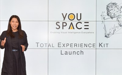 YouSpace CEO Vivi Chen is introducing Total Experience Kit (TEK).