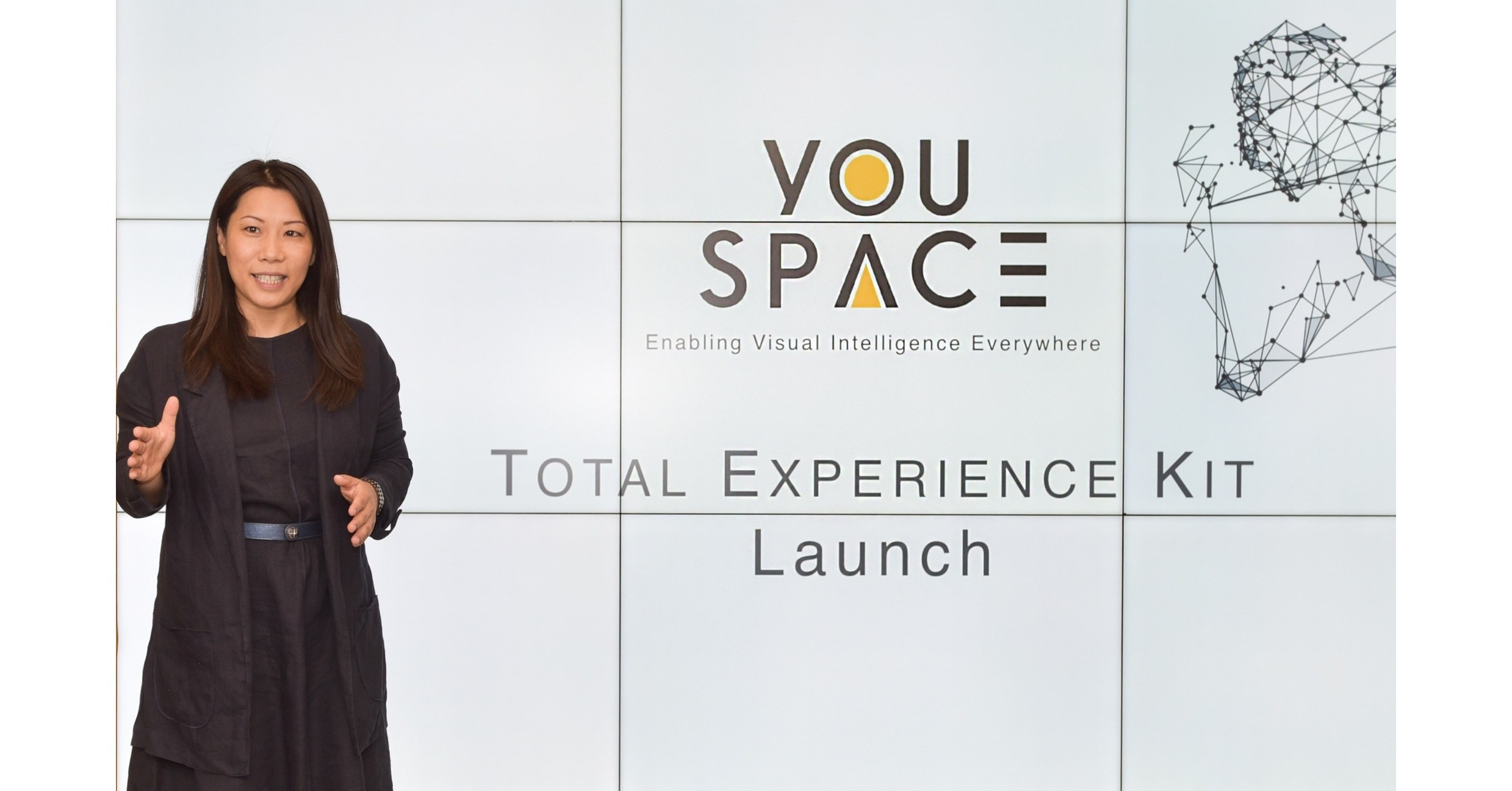 YouSpace launches its Total Experience Kit, merging human recognition AI with interactive content in retail displays