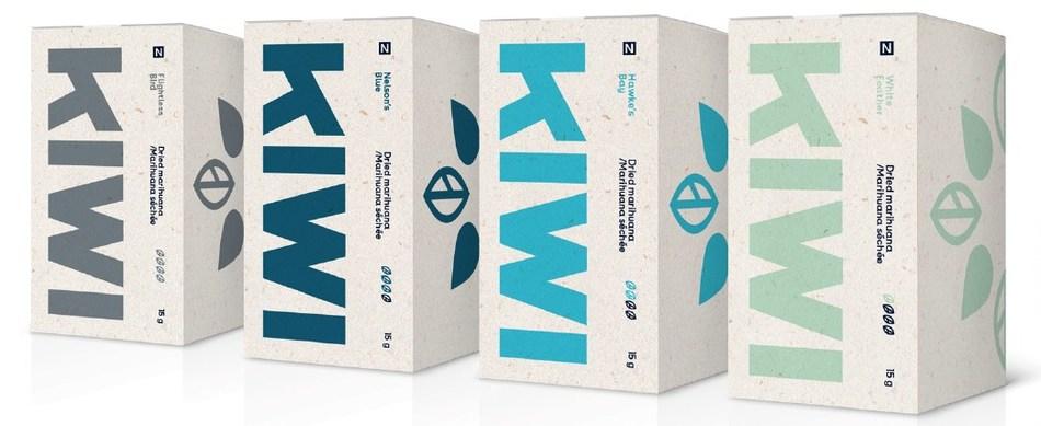 Kiwi Packaging (CNW Group/Maricann Group Inc.)