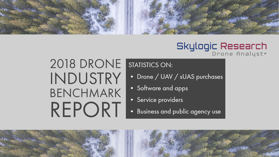 2018 Drone Market Sector Report