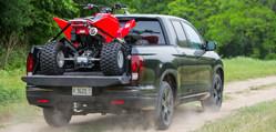 Test drive the 2019 Honda Ridgeline at Allan Nott Honda