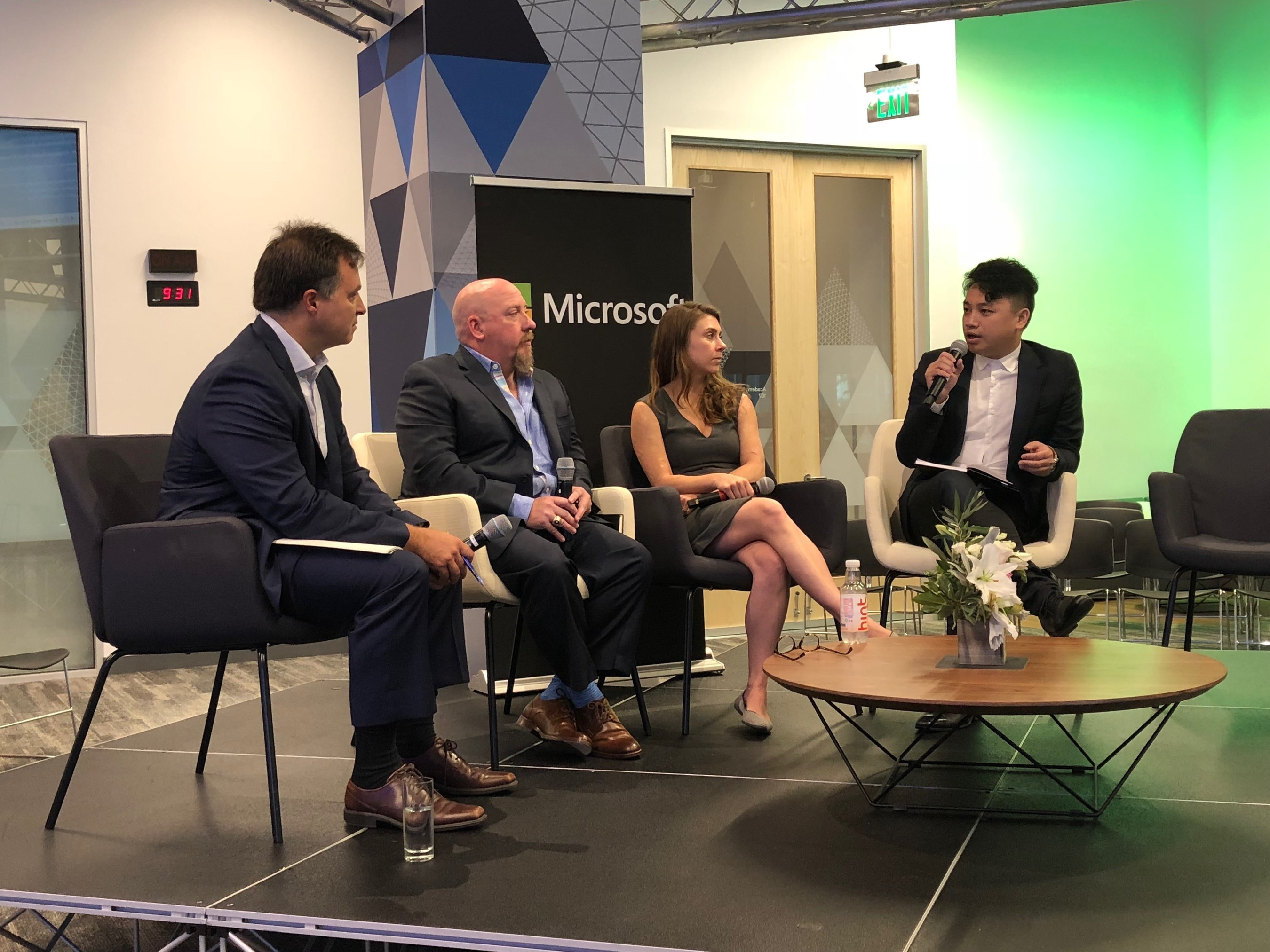Remi Lee, TCI's Chief Sustainability Officer, shared their progress on the growth of renewable energy in Taiwan at the 2018 Global Climate Action Summit in San Francisco.