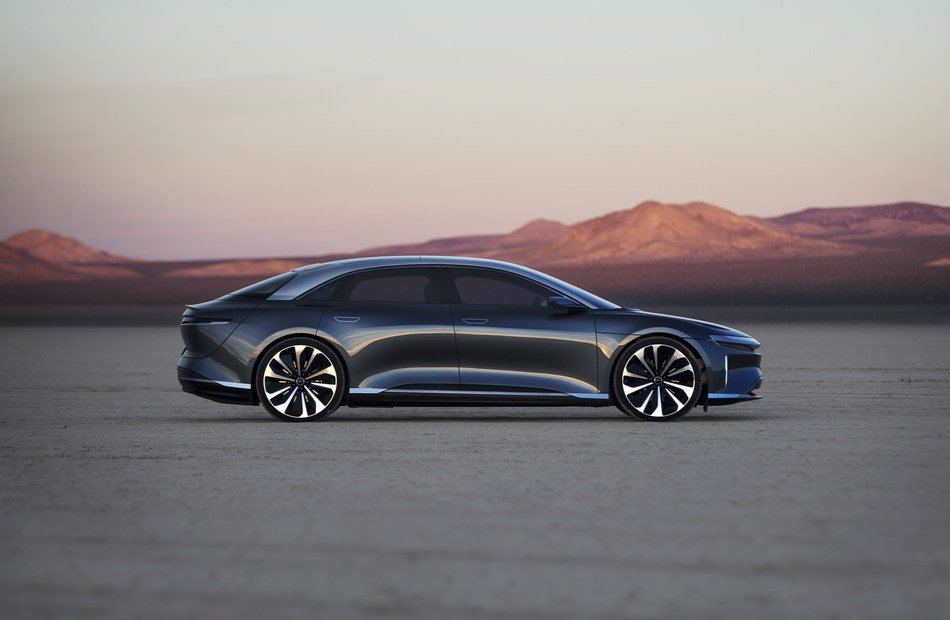 Lucid Motors Closes $1B+ Investment from Public Investment Fund (PIF) of Saudi Arabia