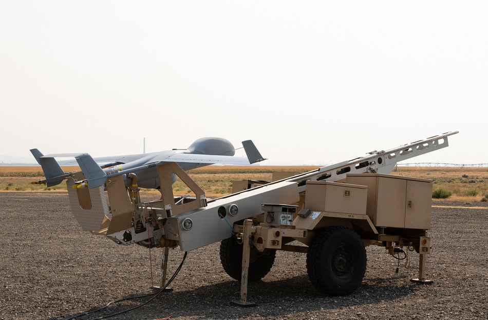 Integrator Extended Range shatters the line of sight barrier for small unmanned aircraft