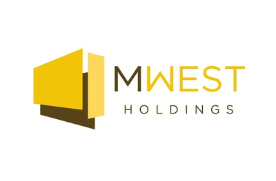 M West Holdings Logo. (PRNewsFoto/M West Holdings, LLC)