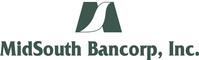 MidSouth Bancorp, Inc. Logo. (PRNewsFoto/MidSouth Bancorp, Inc.)