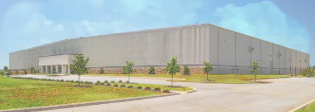 New Building Rendering