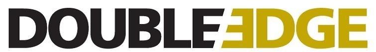 DoubleEdge logo (PRNewsfoto/DoubleEdge)