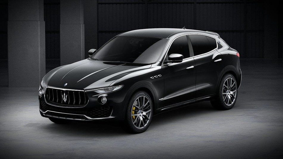 Hertz has introduced special limited edition Maserati Levante to its European fleet as part of its 100th birthday celebrations.