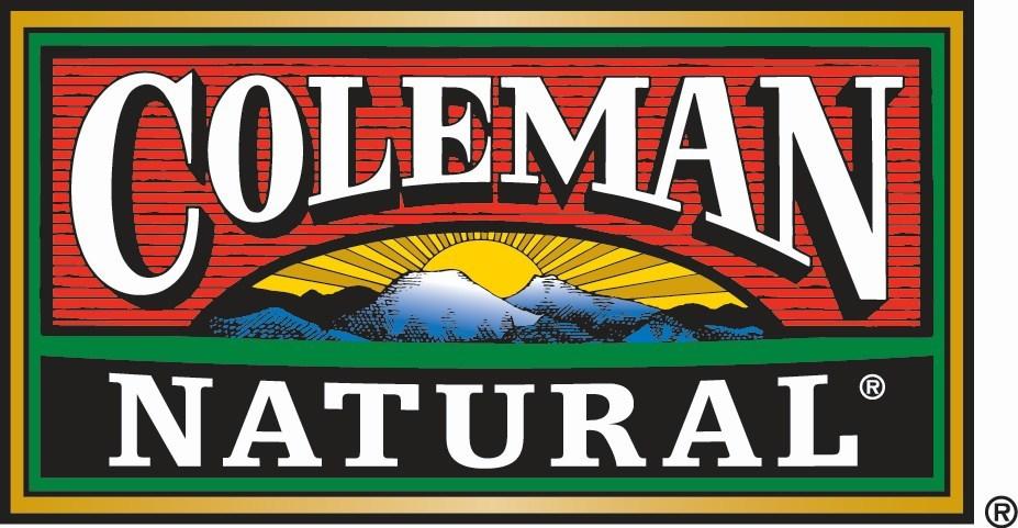 Coleman Natural Logo