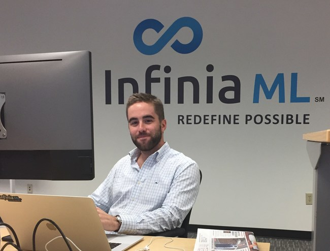 Mike McDonel, Director of Business Development, Infinia ML