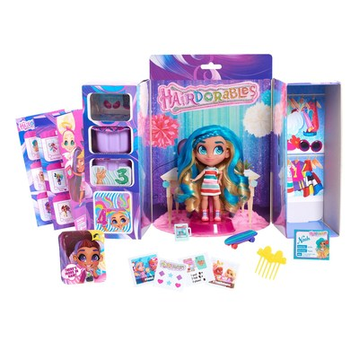 BJ's Wholesale Club announces its 2018 Top 10 Toys, including Hairdorables with Doll Stand.