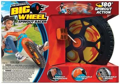 BJ's Wholesale Club announces its 2018 Top 10 Toys, including The Original Big Wheel Spinout Racer.