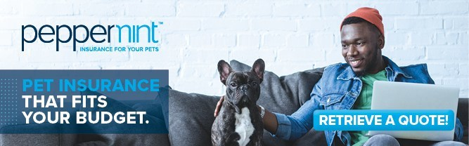 Peppermint, insurance for your pets (CNW Group/Economical Insurance)