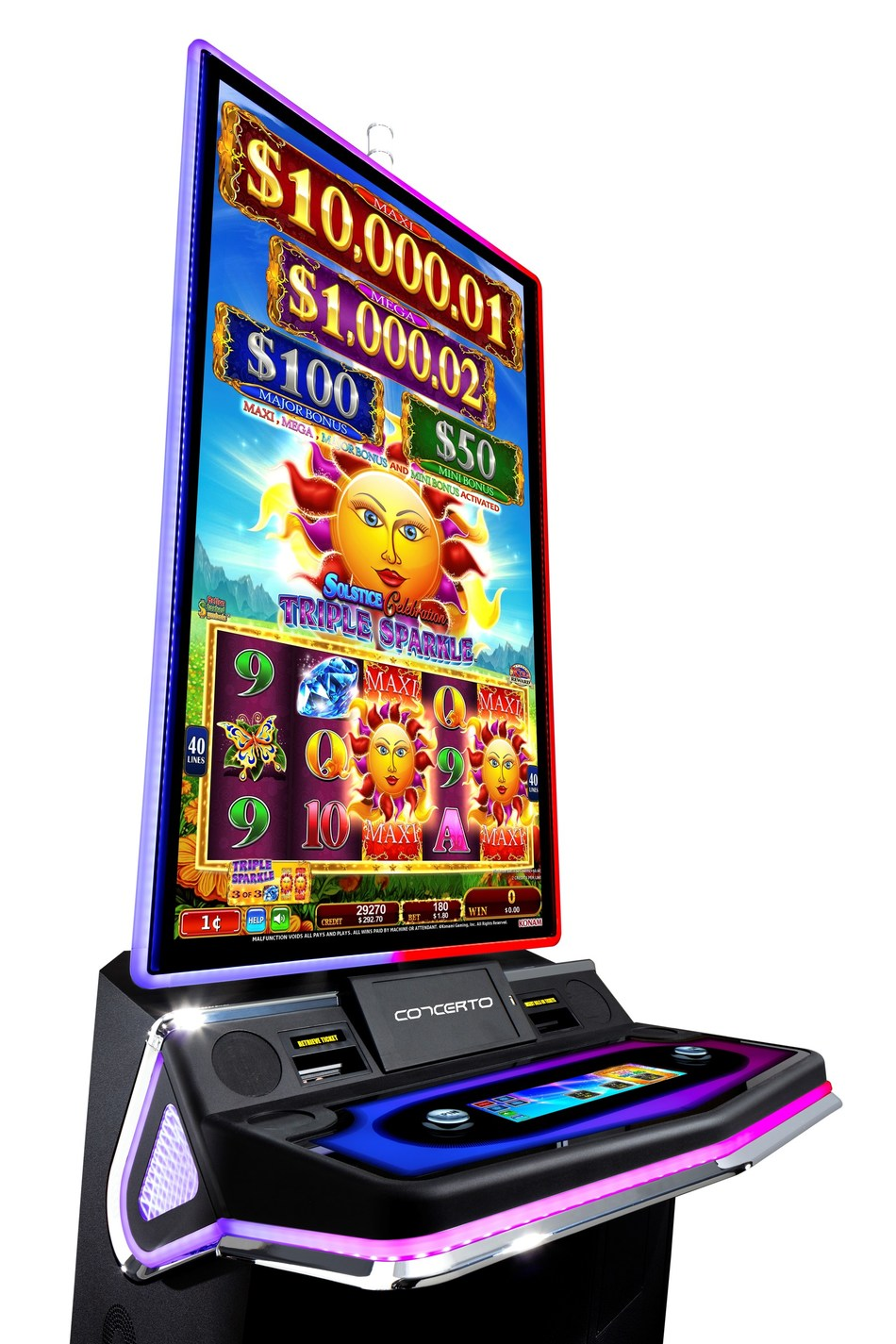Top casino gaming developer emphasizes creativity and enduring entertainment with its newest casino games and systems innovations