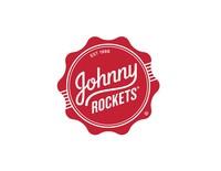 Johnny Rockets logo. (PRNewsFoto/Johnny Rockets) (PRNewsFoto/)