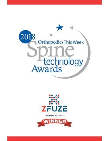Orthopedics_This_Week_Spine_Technology_Awards_Logo