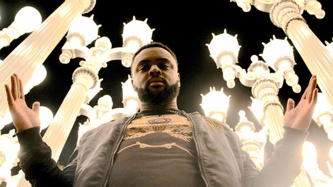 Chad Rico is a budding hip hop artist whose epic curriculum vitae includes college math professor, entrepreneurial clothing manufacturer/designer, filmmaker and world traveler !