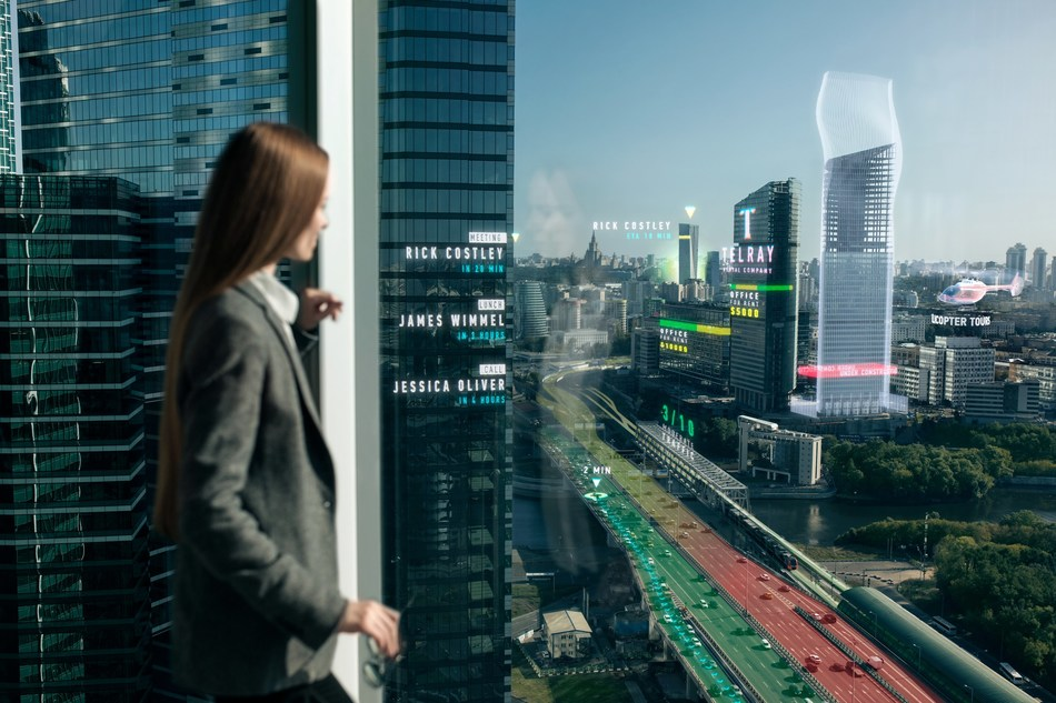 WayRay - Smart AR Glass - Business
