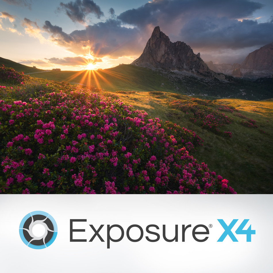 Photo © Andrea Livieri https://www.andrealivieriphoto.com/ The showcase image for Exposure X4 incorporates the logo with a beautiful landscape image by Italian photographer Andrea Livieri. Exposure's new shadow and highlight recovery capability is displayed in the wide tonal range of this image. Andrea made his RAW editing and color grading adjustments in Exposure, and also applied a Exposure's Fuji Velvia 50 preset, which he adjusted to taste.