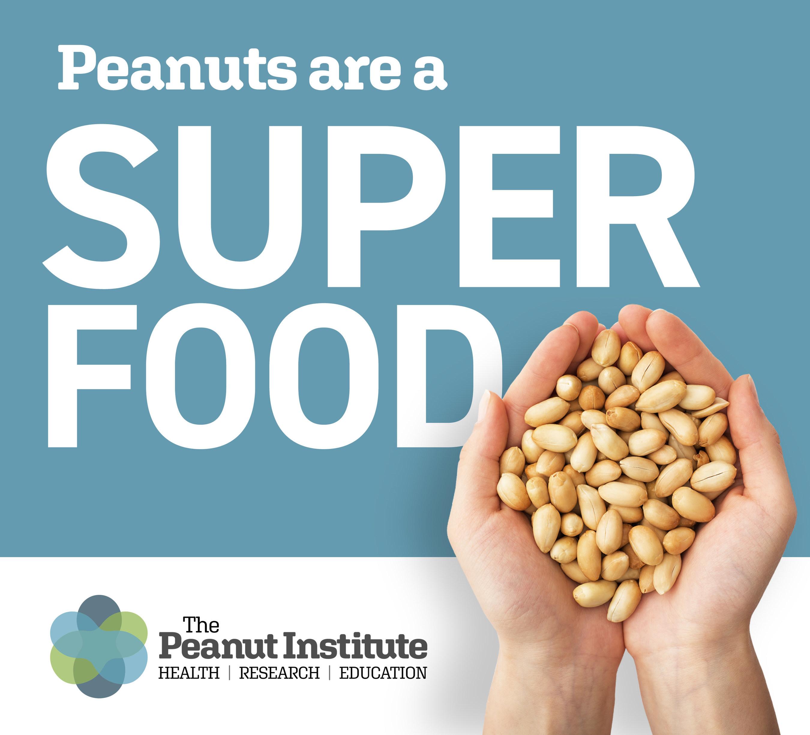 Peanuts Rise To Superfood Status
