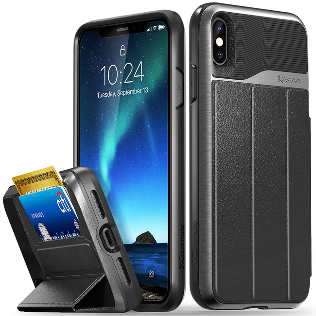 Vena's vCommute phone casefor the iPhone XS Max.