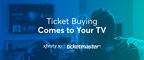 Comcast And Ticketmaster Debut First Concert Ticketing Experience On X1 For Kelly Clarkson's Meaning Of Life Tour