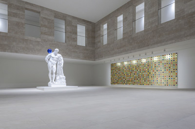 Paradise Art Space Permanent Exhibition Hall (PRNewsfoto/Paradise Group)