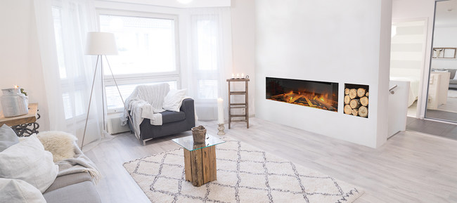 The Tesla Of Electric Fireplaces European Home Introduces