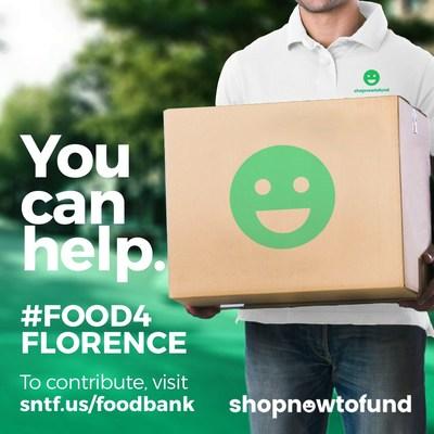 ShopNowToFund #Food4Florence Campaign