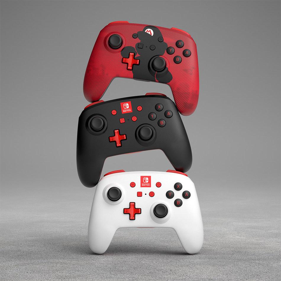 PowerA Enhanced Wireless Controller for Nintendo Switch (PRNewsfoto/PowerA)