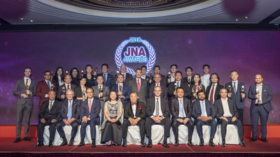 The industry leaders and pioneers gathered to celebrate the success stories of the trade at the seventh edition of the JNA Awards