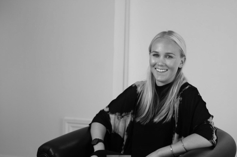 INVNT Director of PR  & Marketing Brea Carter