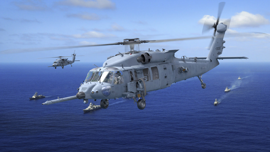 Final assembly of the first Sikorsky HH-60W Combat Rescue Helicopter Weapons System and Operational Flight Trainers is underway. The flight simulators will train the full aircrew, allowing pilots and special mission aviators to train together in the same device while experiencing more complex and realistic training scenarios. Image courtesy, Sikorsky, a Lockheed Martin company.