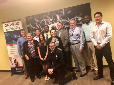 Community business leaders provide warriors with real-world career counseling workshop at Wounded Warrior Project headquarters.
