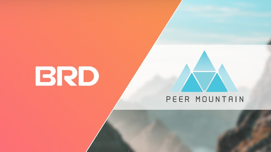 Peer Mountain announces its partnership with BRD Wallet