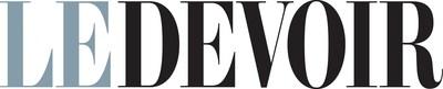 Logo: Le Devoir (CNW Group/Le Devoir)
