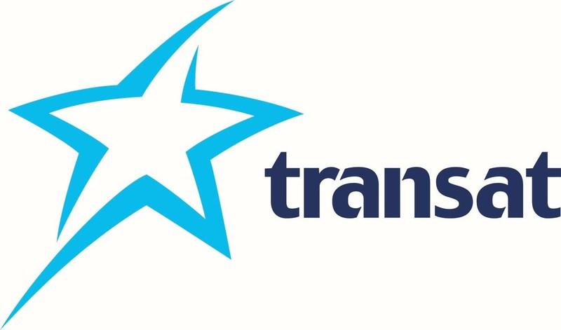 Logo: Transat (CNW Group/Le Devoir)