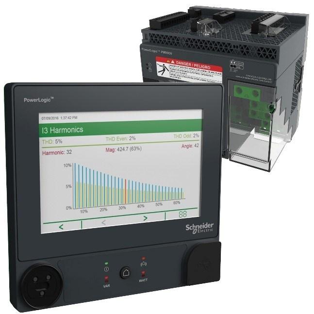 PowerLogic ION9000 meter from Schneider Electric (CNW Group/Schneider Electric)