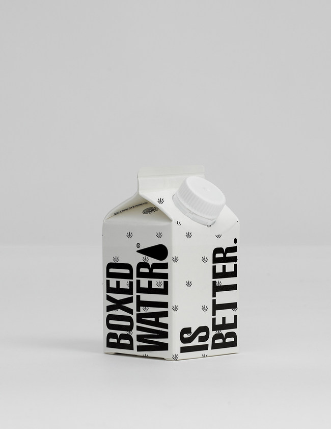 Boxed Water Partners with rag & bone to Tap Consumer Creativity with New Collaboration