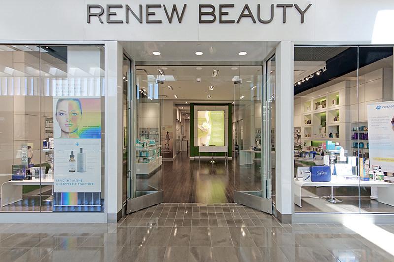 Renew Beauty Med Spa at NorthPark Center in Dallas, TX.