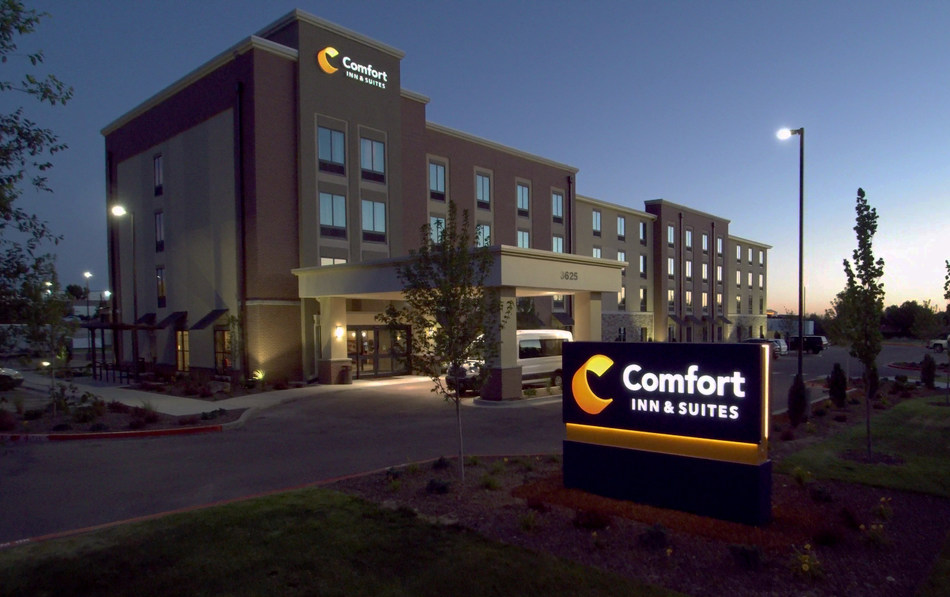 Comfort Inn - Boise, ID Photo credit: Persona